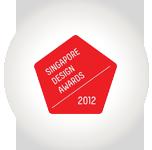 SINGAPORE DESIGN AWARDS 2012