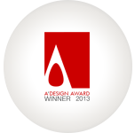 A'DESIGN AWARD WINNER 2013