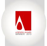 A'DESIGN AWARD WINNER 2013