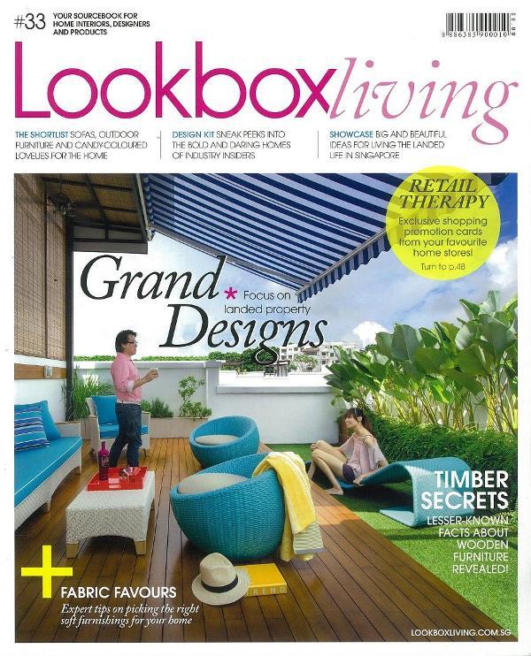 11 Look Box Living